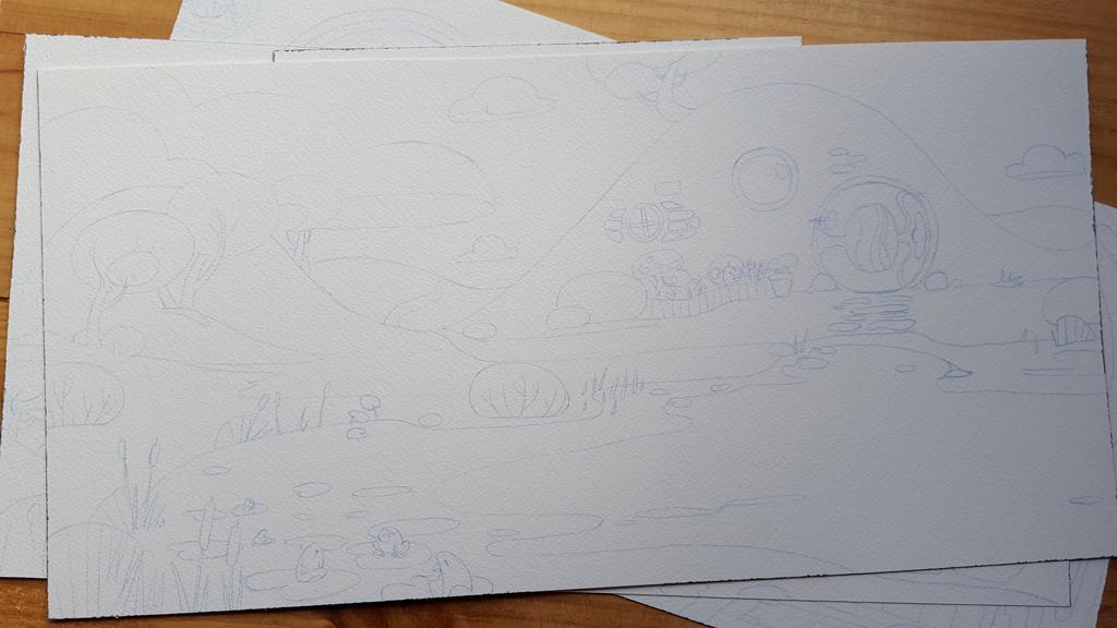 Sketchbook : IsaArne [ Challenge de l'ete P7 ] - Page 6 20180833