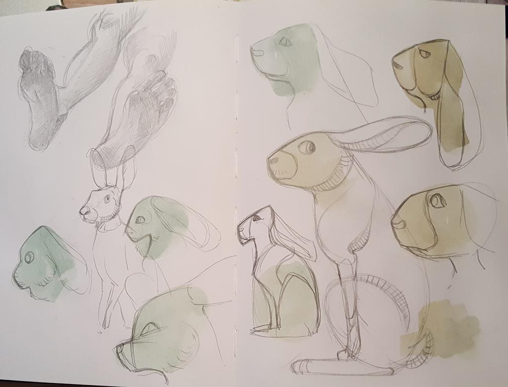 Sketchbook : IsaArne [ Challenge de l'ete P7 ] - Page 6 20180835