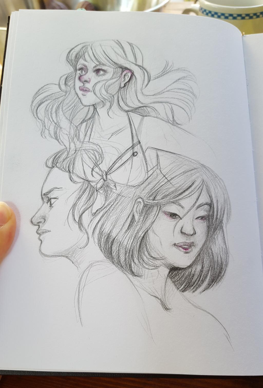 Sketchbook : IsaArne [ Challenge de l'ete P7 ] - Page 6 20180841