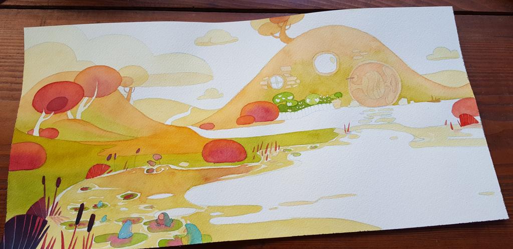 Sketchbook : IsaArne [ Challenge de l'ete P7 ] - Page 6 20180849