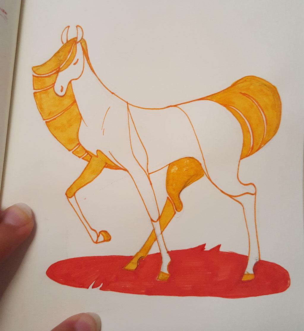 Sketchbook : IsaArne [ Challenge de l'ete P7 ] - Page 6 20180919