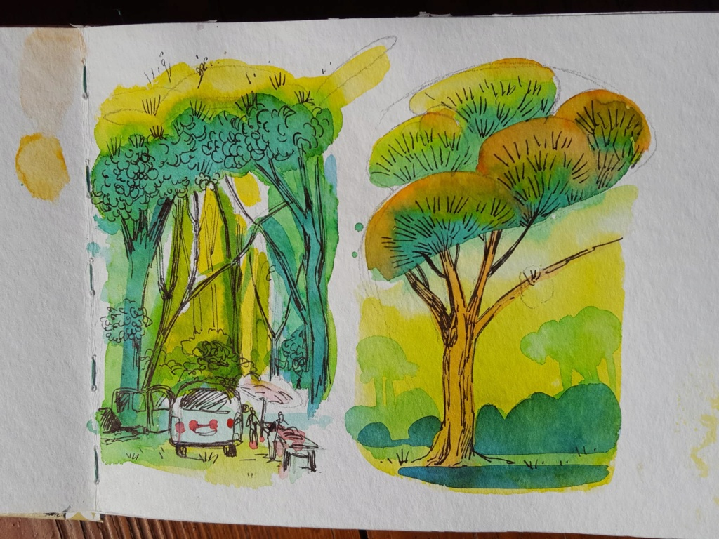Sketchbook : IsaArne [ Challenge de l'ete P7 ] - Page 5 Facecr13