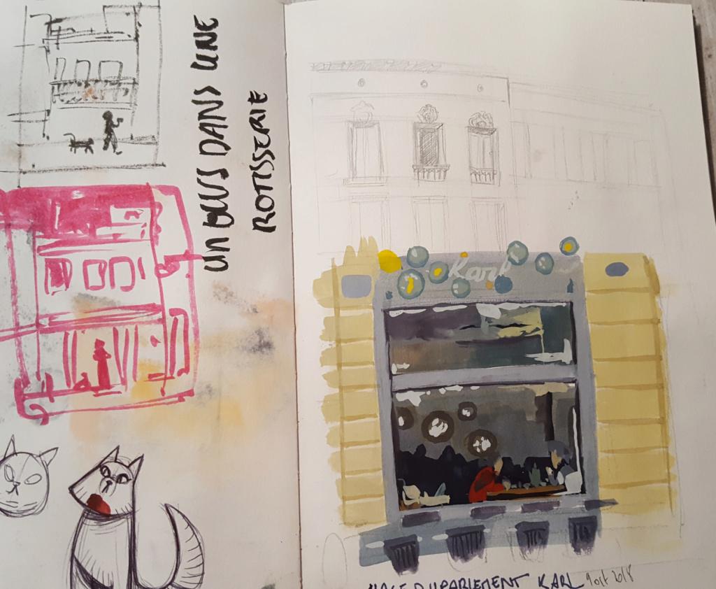 Sketchbook : IsaArne [ Challenge de l'ete P7 ] - Page 6 Facecr22