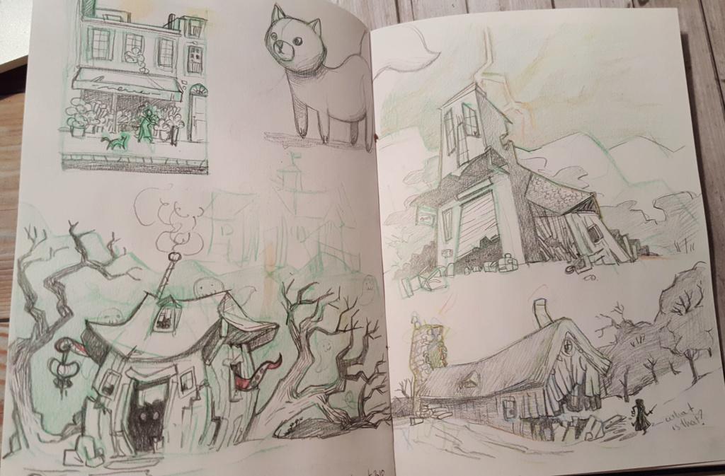 Sketchbook : IsaArne [ Challenge de l'ete P7 ] - Page 6 Facecr25