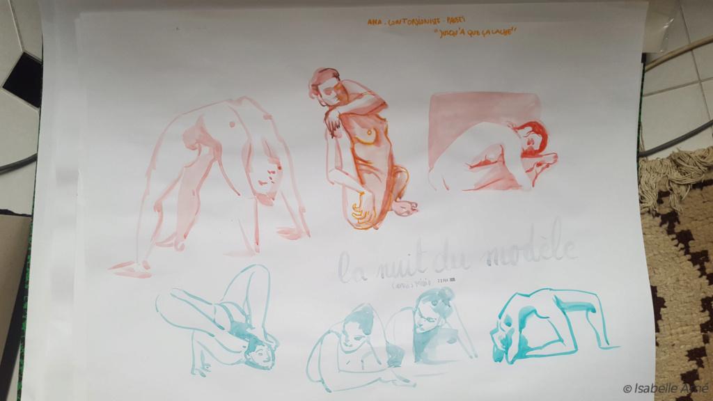Sketchbook : IsaArne [ Challenge de l'ete P7 ] - Page 7 Illust25