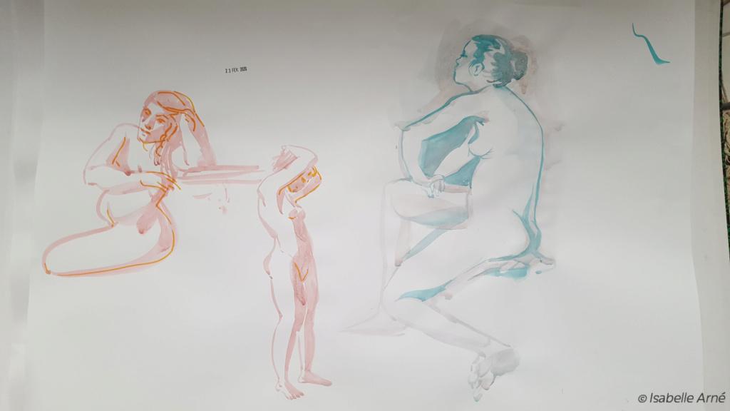 Sketchbook : IsaArne [ Challenge de l'ete P7 ] - Page 7 Illust26