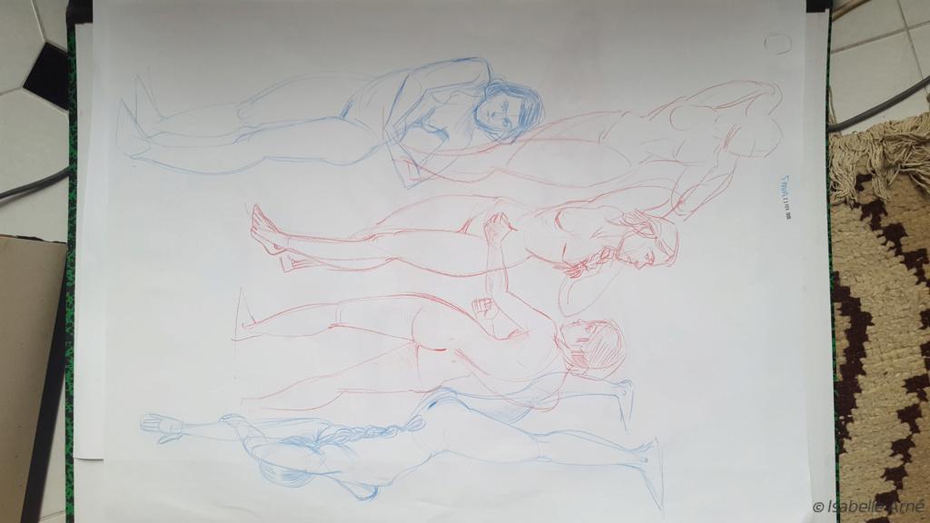 Sketchbook : IsaArne [ Challenge de l'ete P7 ] - Page 7 Illust29