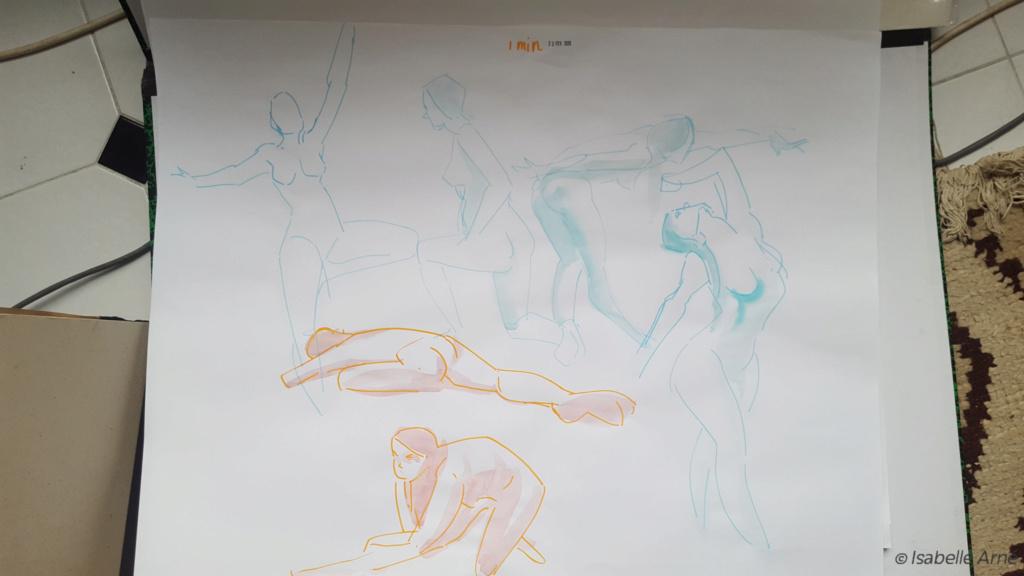 Sketchbook : IsaArne [ Challenge de l'ete P7 ] - Page 7 Illust30