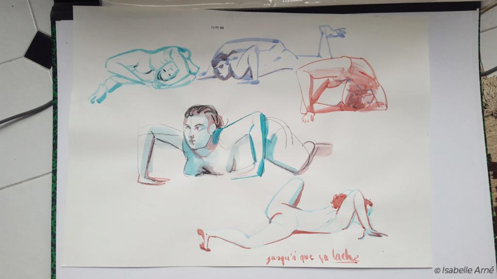 Sketchbook : IsaArne [ Challenge de l'ete P7 ] - Page 7 Illust31
