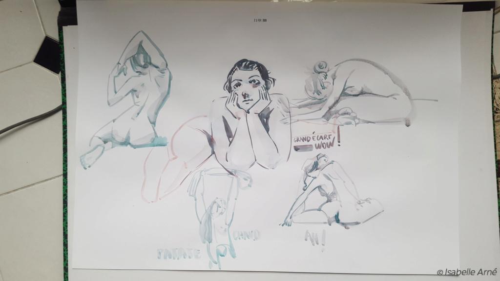 Sketchbook : IsaArne [ Challenge de l'ete P7 ] - Page 7 Illust32