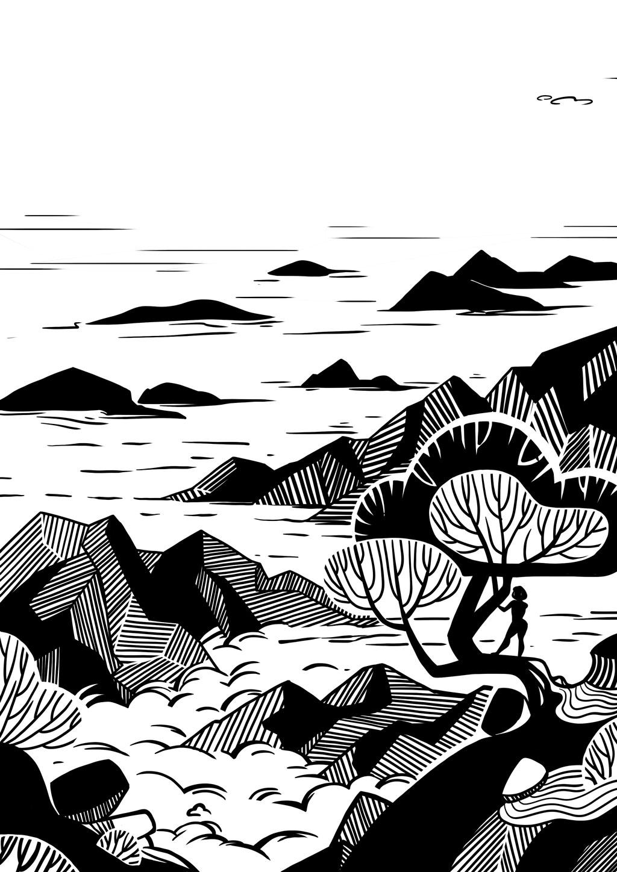 Sketchbook : IsaArne [ Challenge de l'ete P7 ] - Page 6 Inktob10