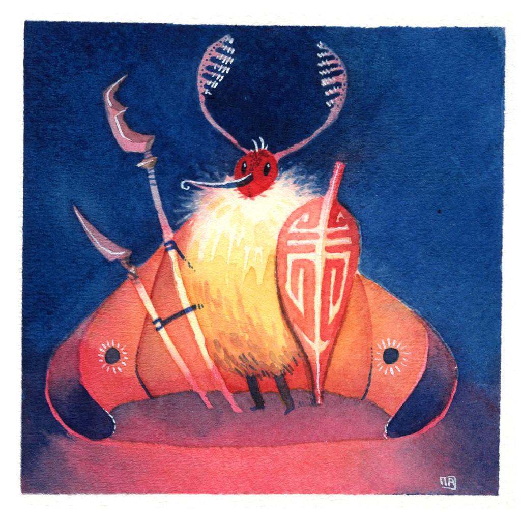 Sketchbook : IsaArne [ Challenge de l'ete P7 ] - Page 6 Insect10