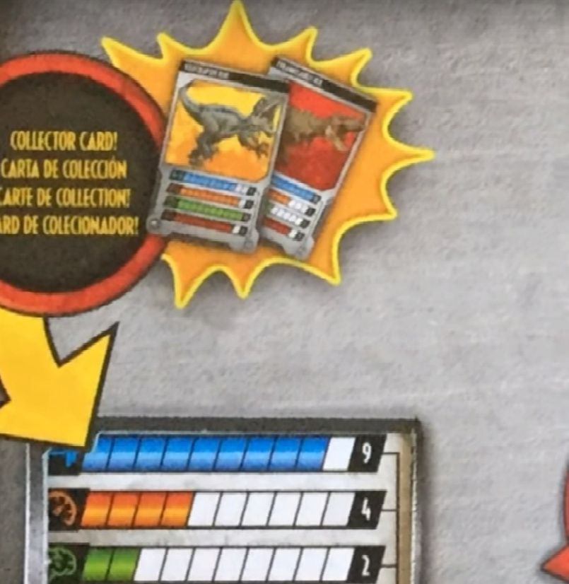 2019 JW:FK toys revealed. Card110