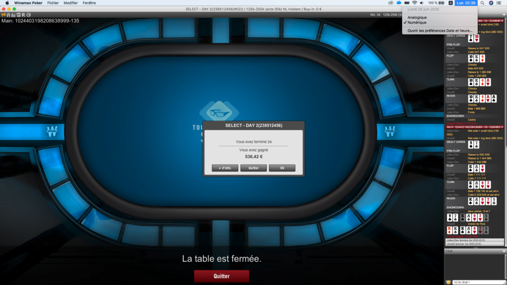Voilà le week-end poker Captur12