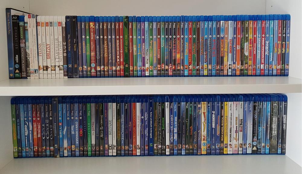 [Photos] Postez les photos de votre collection de DVD et Blu-ray Disney ! - Page 11 110