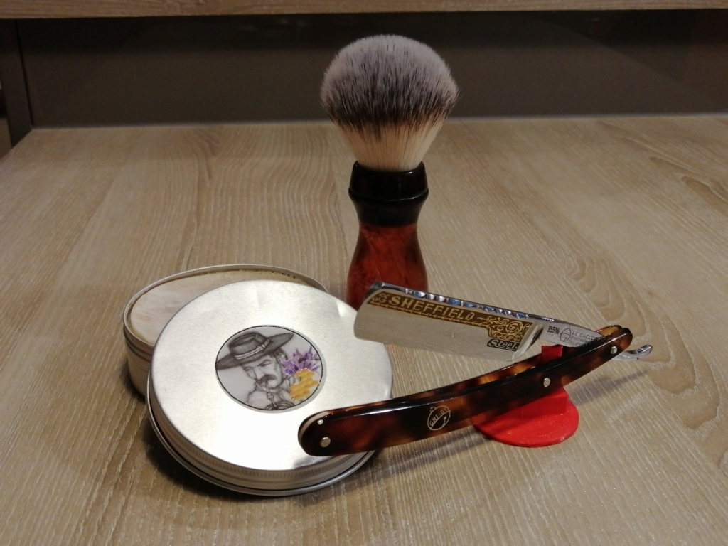 Shave of the Day / Rasage du jour - Page 2 Sotd_510