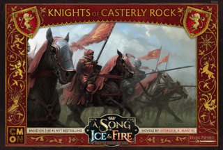 A Song of Ice & Fire: Tabletop Miniatures Game Knight10
