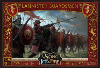 A Song of Ice & Fire: Tabletop Miniatures Game Lannis10
