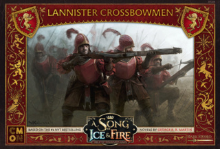 A Song of Ice & Fire: Tabletop Miniatures Game Lannis11