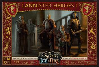A Song of Ice & Fire: Tabletop Miniatures Game Lannis12