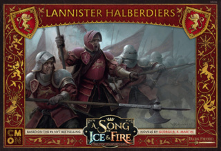 A Song of Ice & Fire: Tabletop Miniatures Game Lannis13
