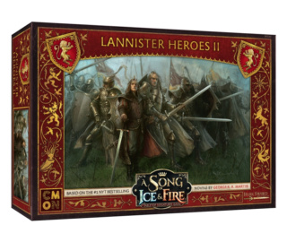 A Song of Ice & Fire: Tabletop Miniatures Game Lannis14