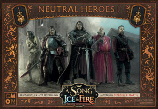 A Song of Ice & Fire: Tabletop Miniatures Game Neutra10