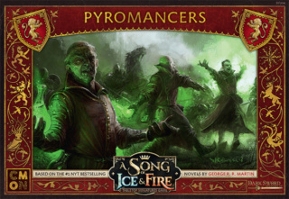 A Song of Ice & Fire: Tabletop Miniatures Game Pyroma10