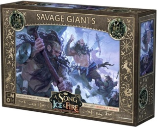 A Song of Ice & Fire: Tabletop Miniatures Game Savage10