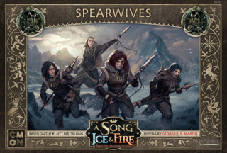 A Song of Ice & Fire: Tabletop Miniatures Game Spearw10