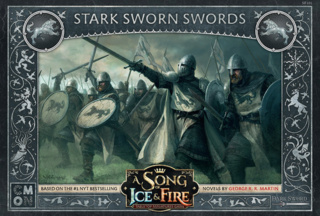 A Song of Ice & Fire: Tabletop Miniatures Game Stark_10