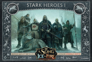 A Song of Ice & Fire: Tabletop Miniatures Game Stark_11