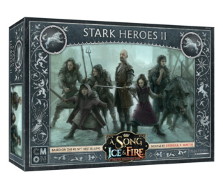 A Song of Ice & Fire: Tabletop Miniatures Game Stark_14