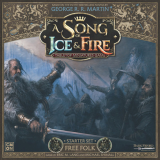 A Song of Ice & Fire: Tabletop Miniatures Game Starte11