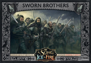A Song of Ice & Fire: Tabletop Miniatures Game Sworn_10