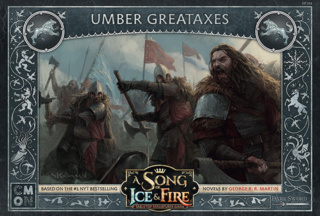 A Song of Ice & Fire: Tabletop Miniatures Game Umber_10