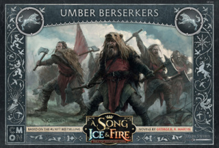 A Song of Ice & Fire: Tabletop Miniatures Game Umber_11