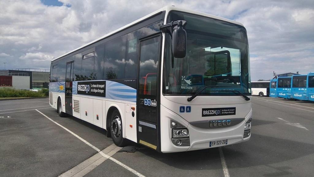Transports. Entre Rennes et Fougères, une ligne de cars à haut niveau de service 9db93510