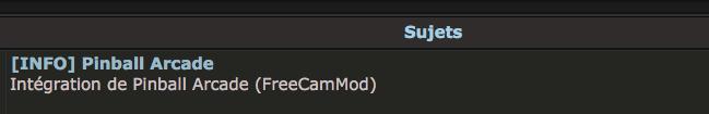 [INFO] Intégration du FreeCamMod de Pinball Arcade Captur19