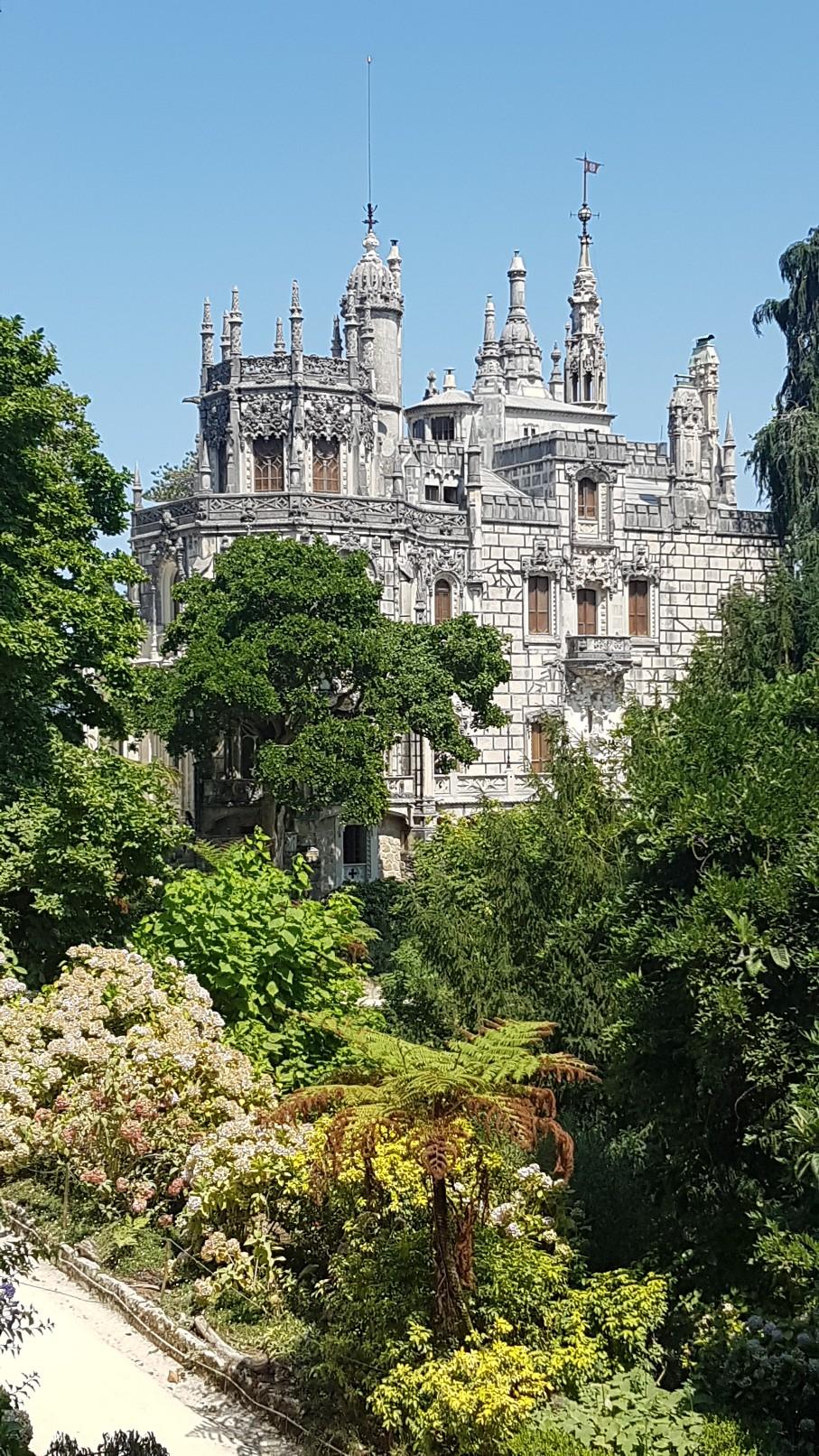 (Portugal) Jardins et palais da Regaleira - Sintra 20180270
