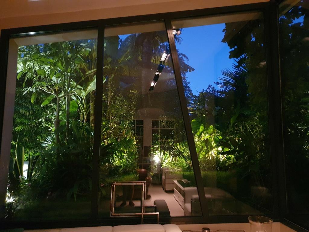 Fenêtre sur cour - En regardant par la fenêtre  20200873