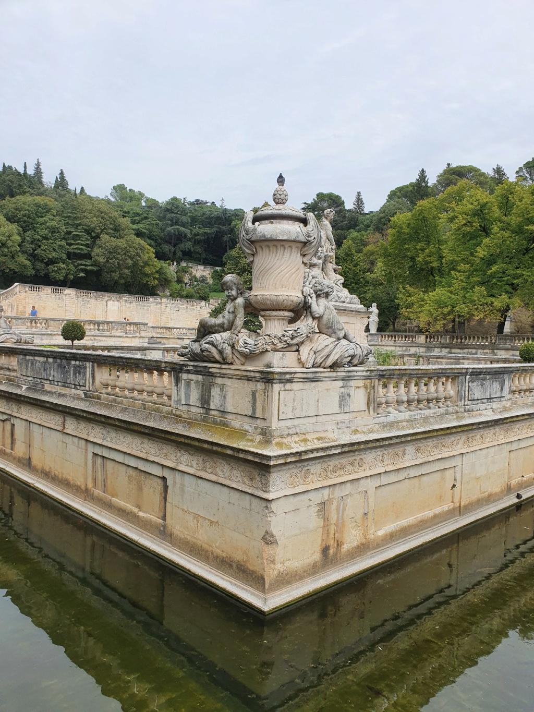 Jardins de la Fontaine  - Nîmes  (30) 20200891