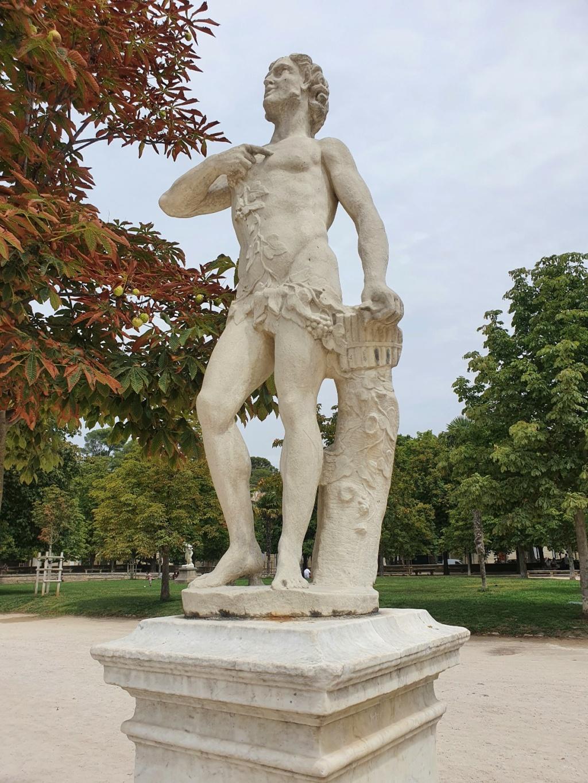 Jardins de la Fontaine  - Nîmes  (30) 20200892
