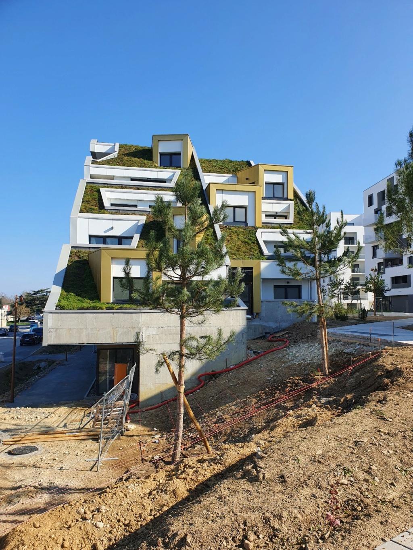 Le végétal et l'architecture   20210408