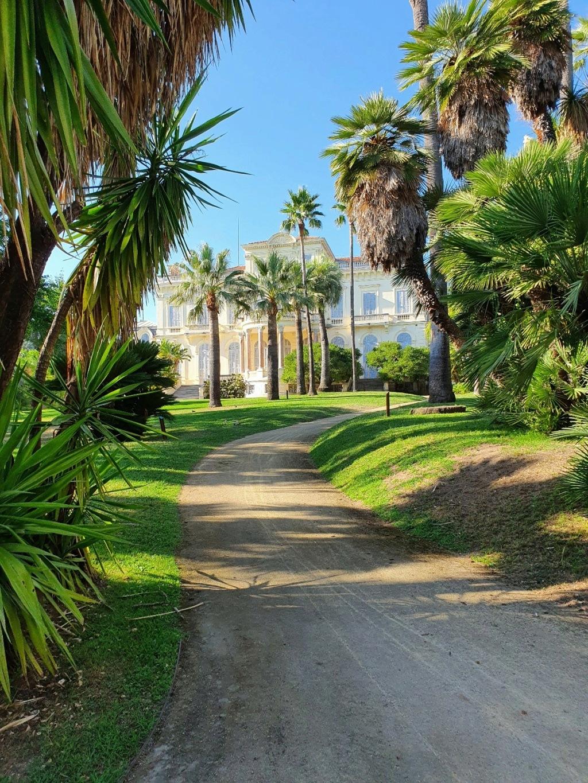 (06) Parc de la Villa Rothschild à  Cannes  20210945