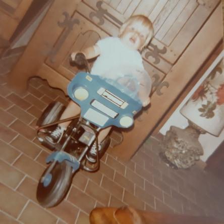 Vos photo d'époque cyclo temps des yéyés garage  93821610