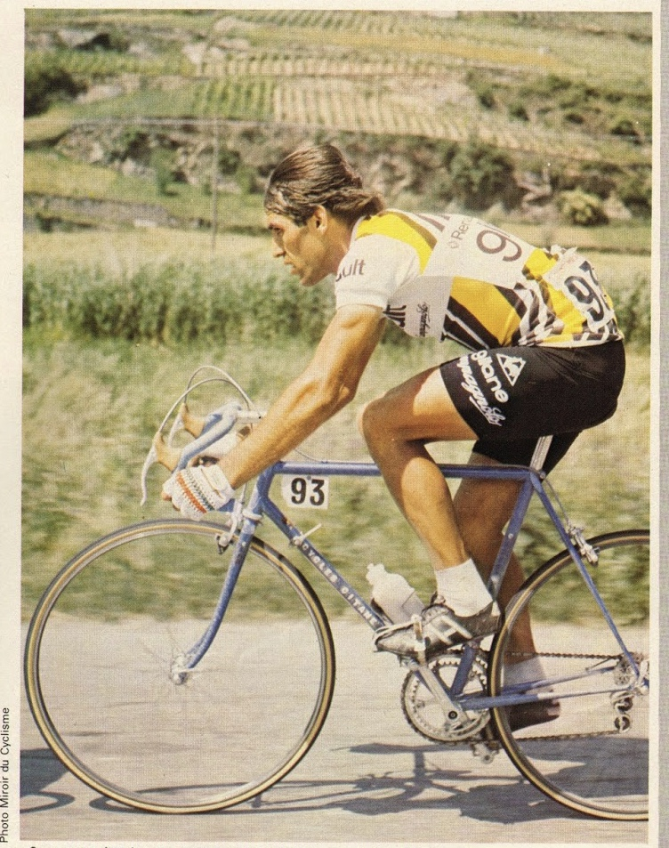 VELO CYCLES GITANE EQUIPE RENAULT GITANE TOUR D ITALIE 80 -STELVIO- - Page 2 06586810