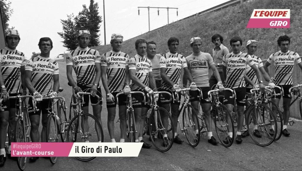 VELO CYCLES GITANE EQUIPE RENAULT GITANE TOUR D ITALIE 80 -STELVIO- - Page 2 2a01d310