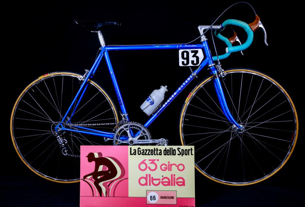 VELO CYCLES GITANE EQUIPE RENAULT GITANE TOUR D ITALIE 80 -STELVIO- - Page 2 3a13cf10