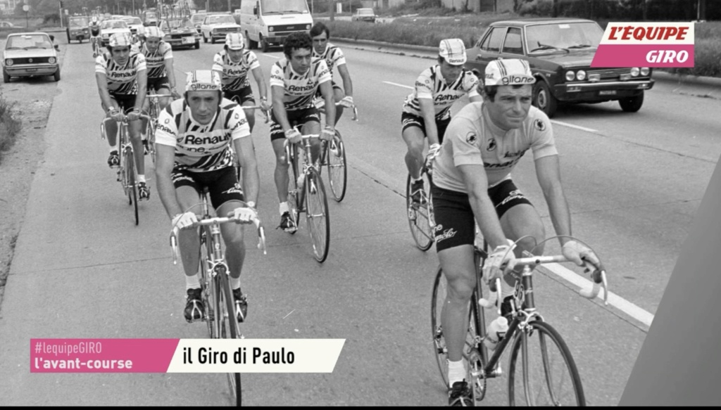 VELO CYCLES GITANE EQUIPE RENAULT GITANE TOUR D ITALIE 80 -STELVIO- - Page 2 3cb0c910